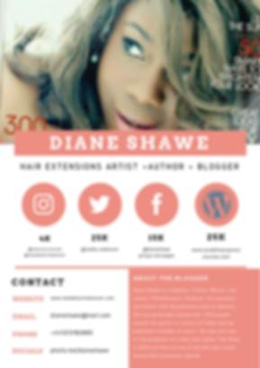 Diane Shawe Social Media Bio