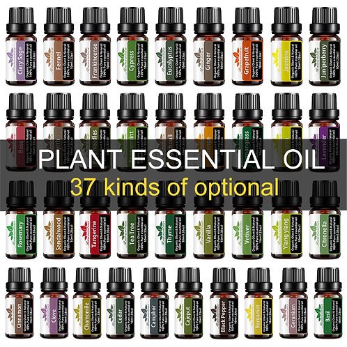 Essential Oils for Aromatherapy Diffusers Massage Fragrances Oil Aroma Oils