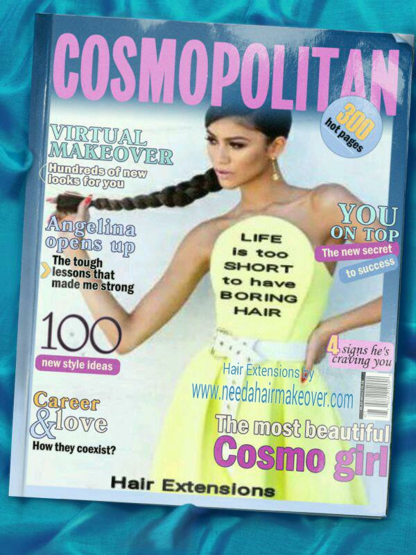 Best hair loss and extensions salon in uk by Cosmo
