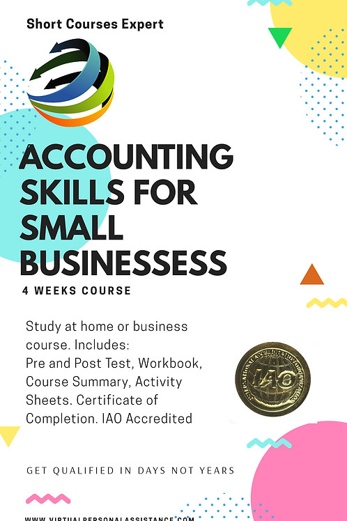 Accounting Skills for New Businesses