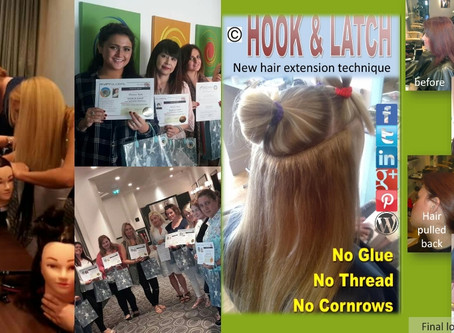 Hot Deal on Hair Extensions 1 day course flying off shelf