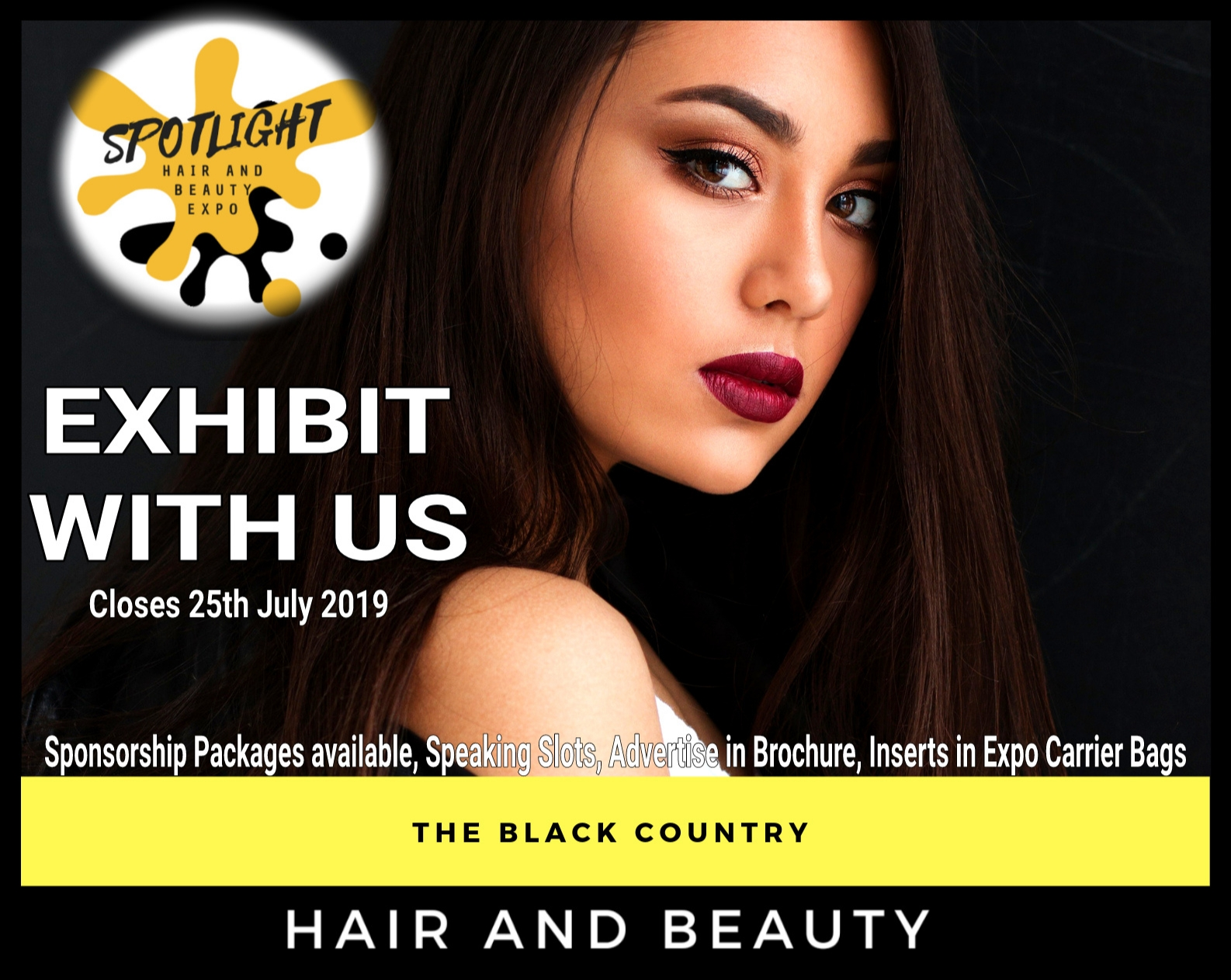 REGISTER TO EXHIBIT AT HAIR SHOW