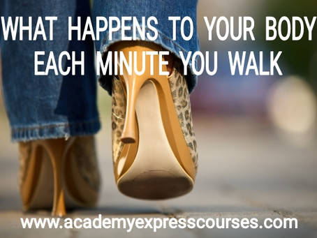 What Happens To Your Body When You Walk