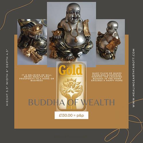 Prosperity Laughing Buddha