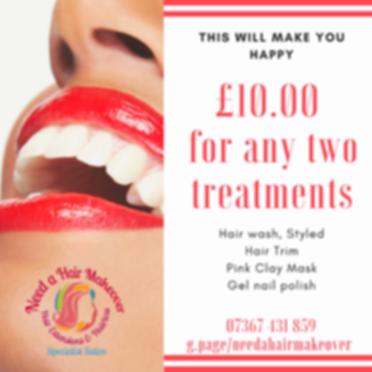 get two hair treatments for £10.png