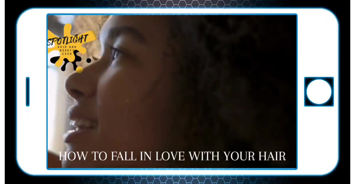 learn how t fall in love with your afro kinky hair