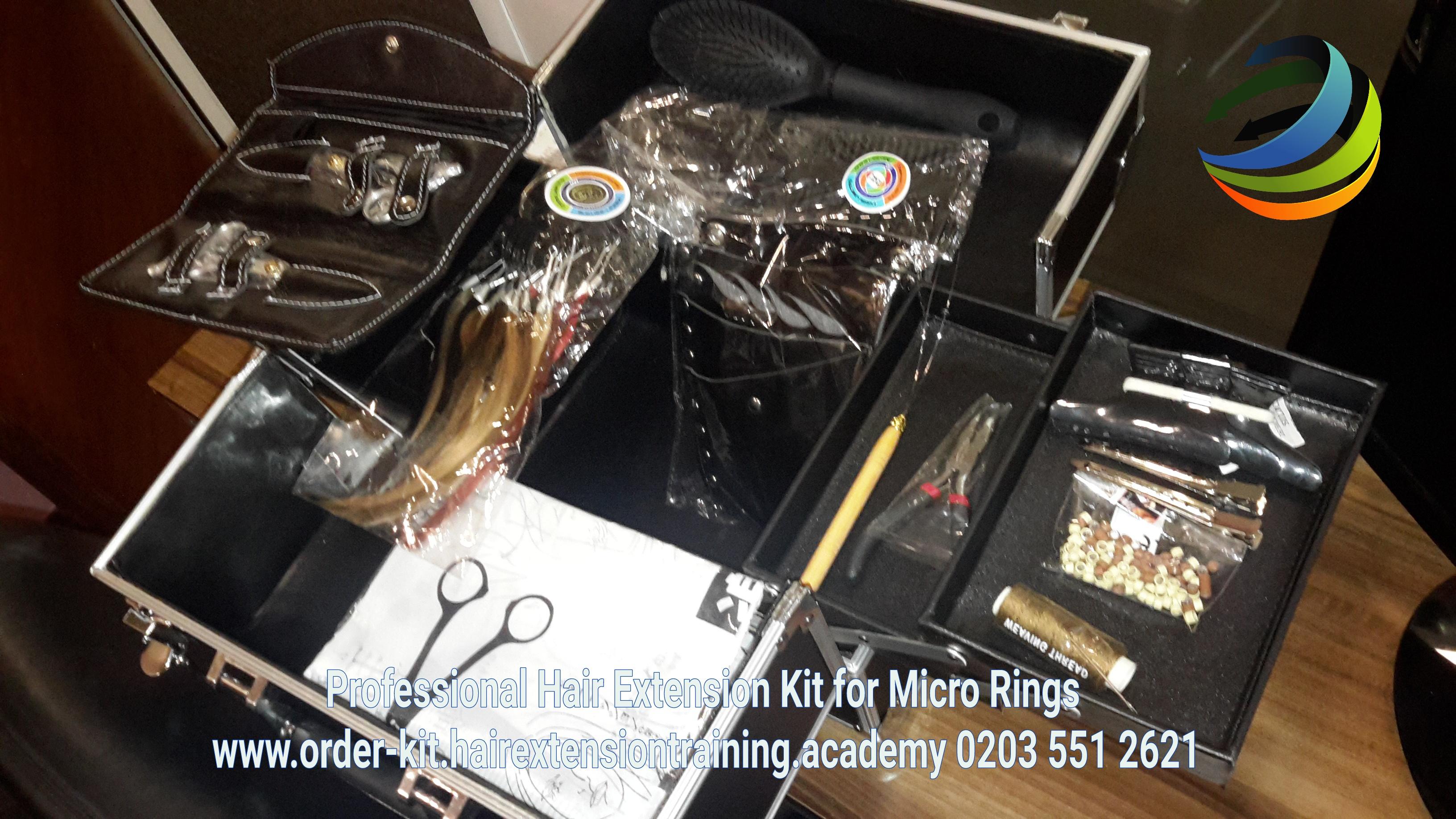 Hair Extension Micro Ring Professional Kit Diane Shawe (1)