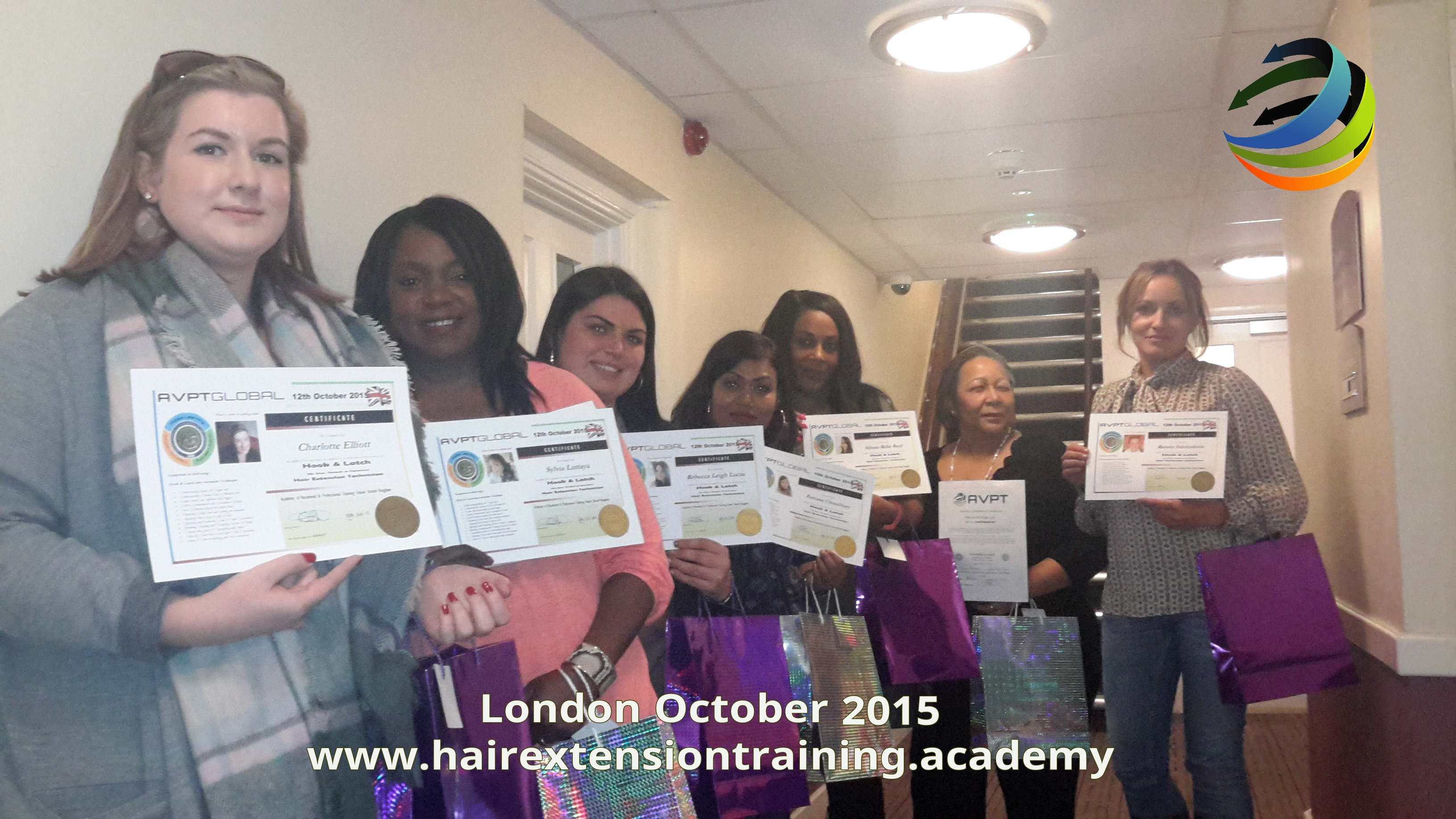 Uk no 1 Hair extension training academy 5
