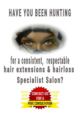 looking for an accredited hair extension
