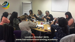 Uk no 1 Hair extension training academy 2