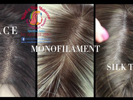 Benefits of Silk Base Wigs and Why Alopecia, Chemotherapy & Hair Loss Condition Customers Should