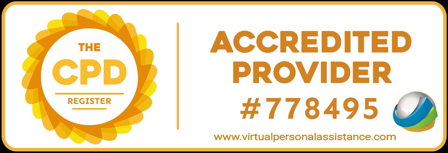 cpd training provider registration
