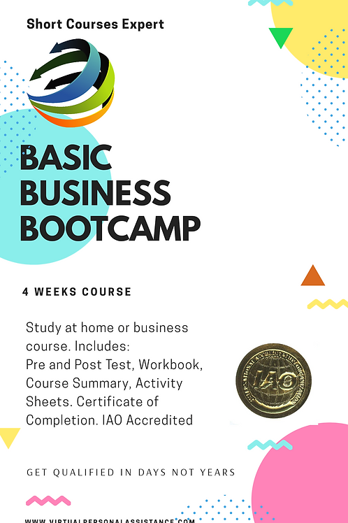 Basic Business Bootcamp