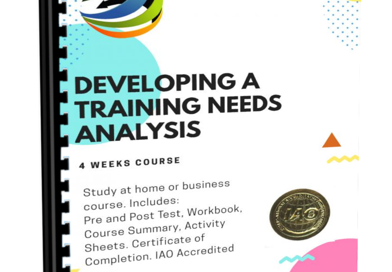 Developing a training  needs analysis co