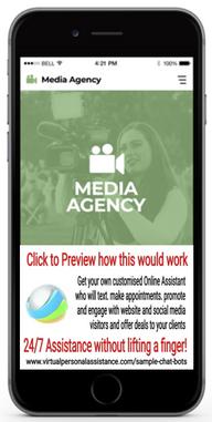 Media-Agency-chatbot-sample