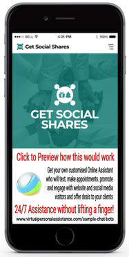 Get-Social-Shares-(Free-gift-&-subscribe) Chatbot Sample