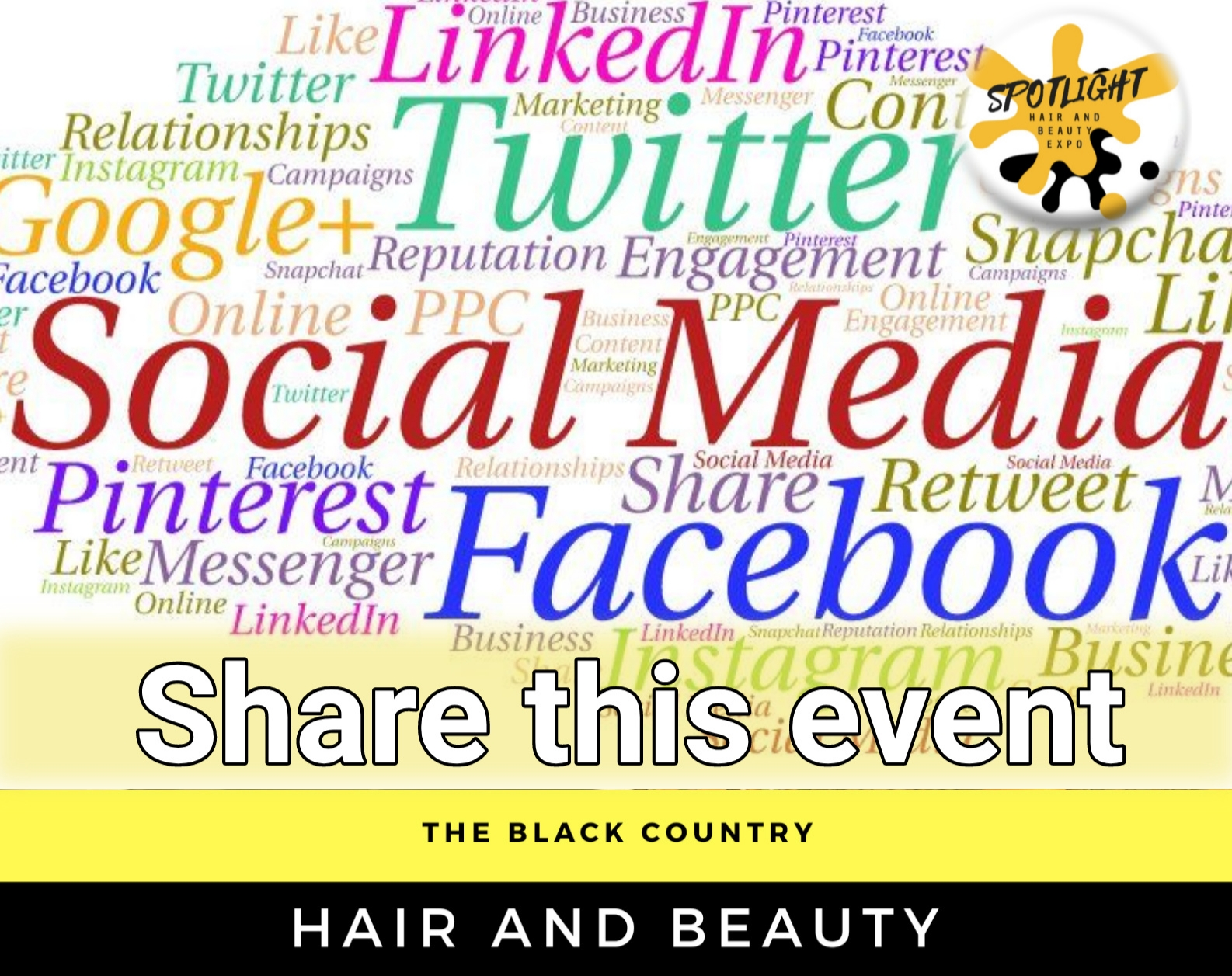 SHARE OUR HAIR AND BEAUTY SHOW