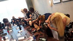 Glasgow Hair Extension training academy diane shawe 2015-09-07 17.51 (29)