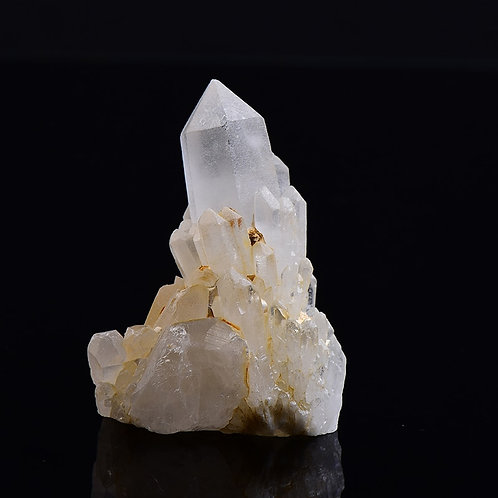 1PCS Natural Crystal Raw Quartz Cluster Clear White Healing Reiki Stone Crystal
