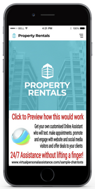 Property-Rentals-chatbot-sample