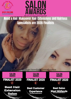 salon awards need a hair makeover 2021