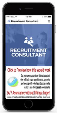 Recruitment-chatbot-sample
