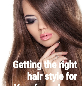 Why you should consider your face shape when choosing a new hair extension hair style