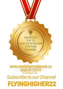 Follow flyinghigher22 hair extensions yo
