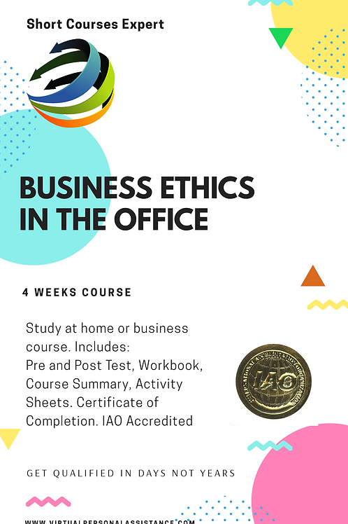 Business Ethics in the Office