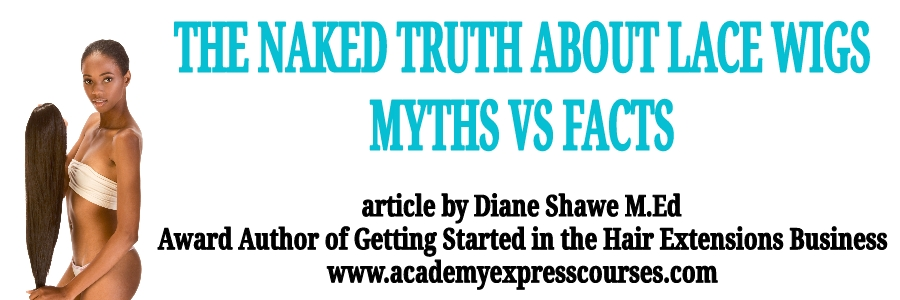 Naked truth about lace wigs by diane sha