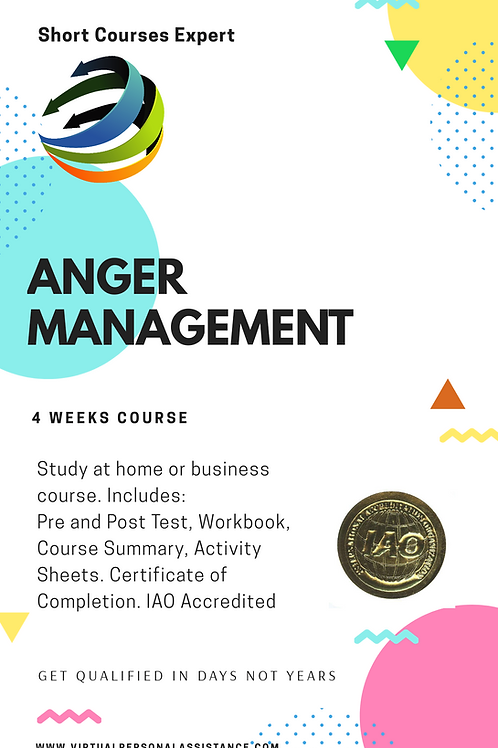 Anger Management Understanding Anger