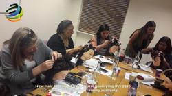 Uk no 1 Hair extension training academy 4