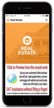 Real-Estate-chatbot-sample