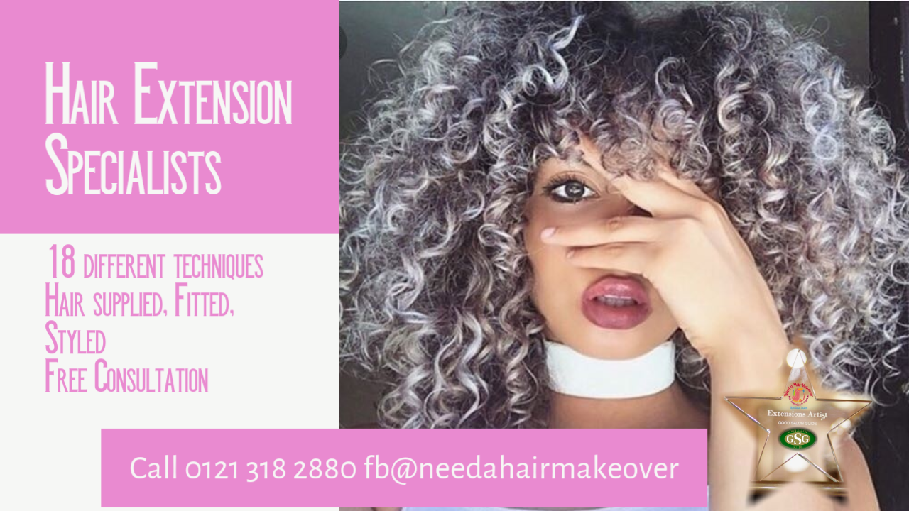 hair extensions appointments