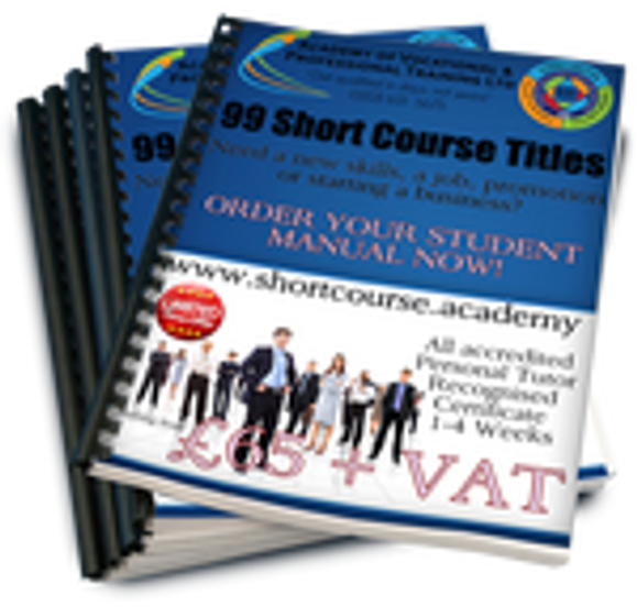 order your home study manual