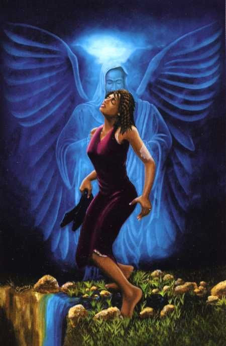 Healing earth tarot