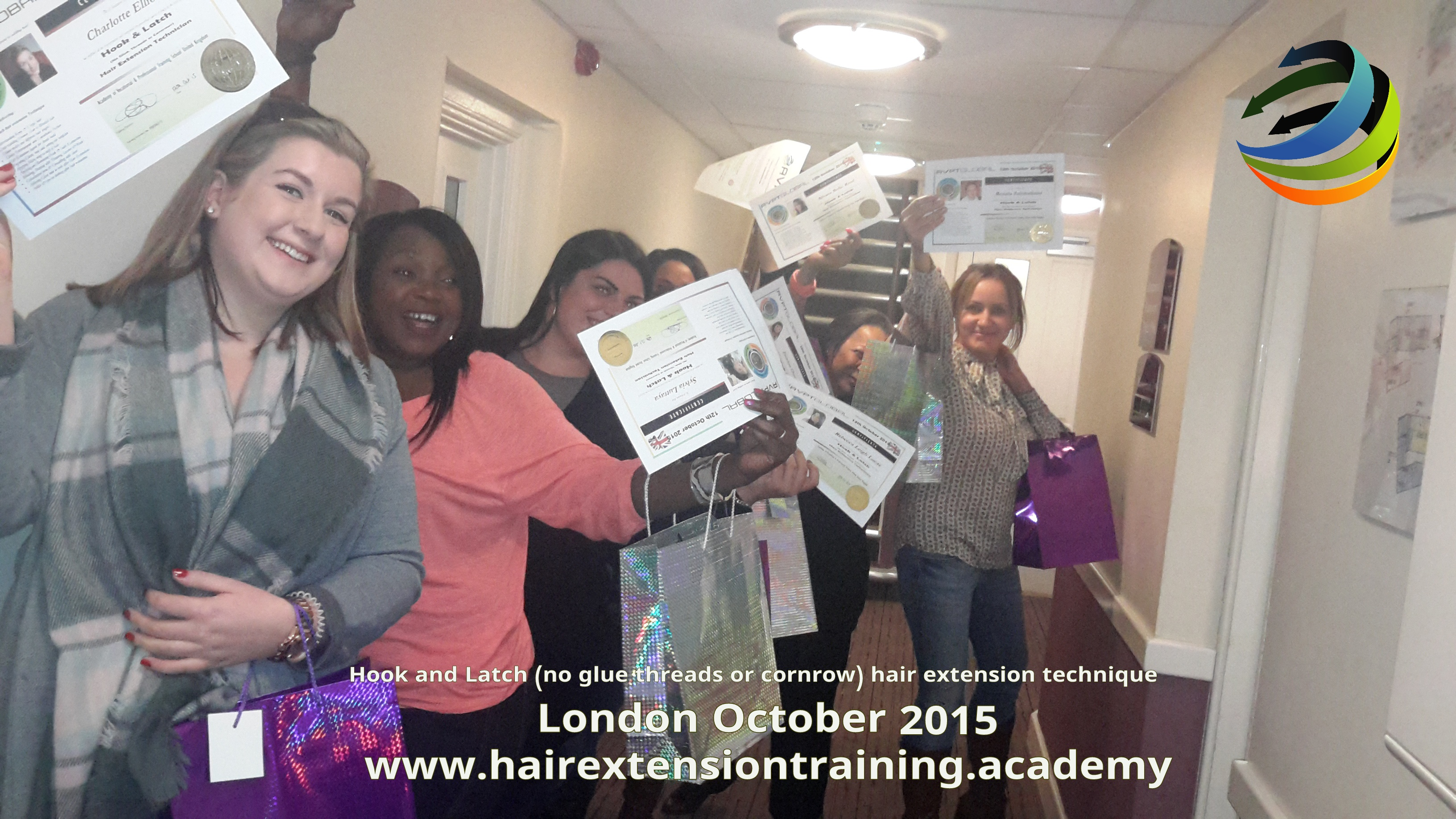 Uk no 1 Hair extension training academy 1
