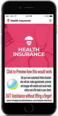 Health-Insurance-Chatbot-sample