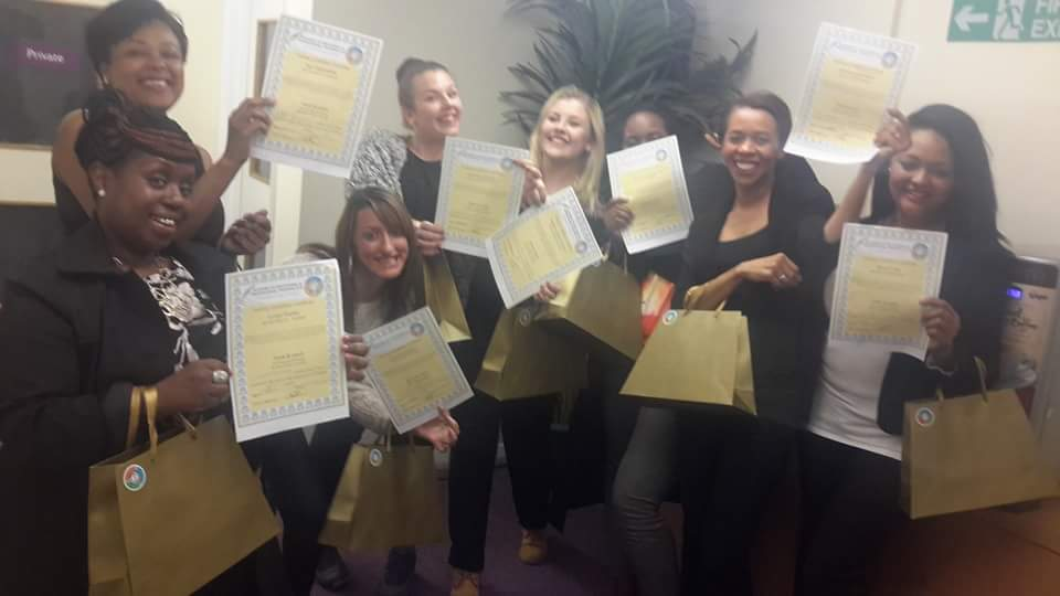 No 1 UK hair extensions training academy 1