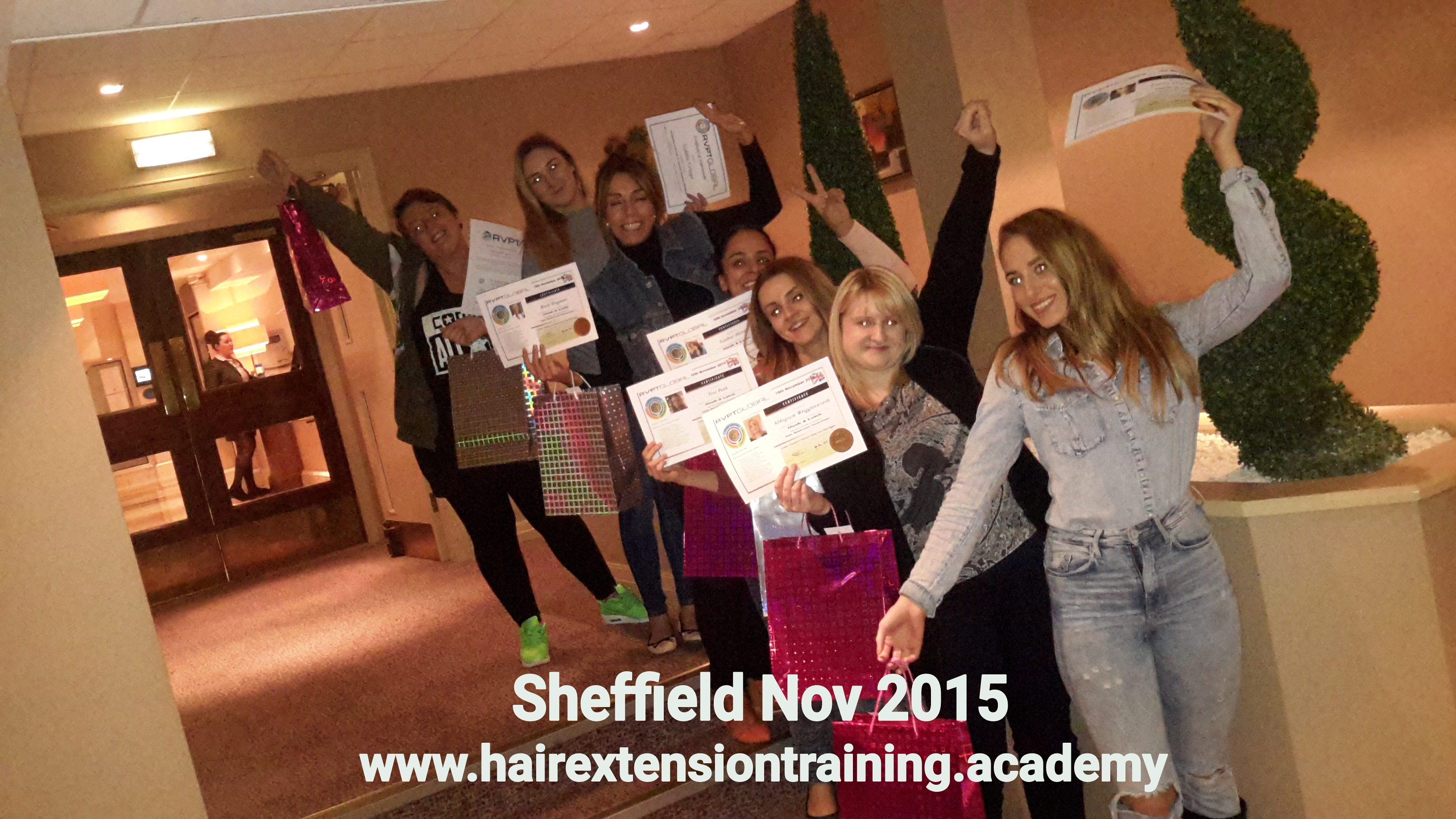 10 hair extension training academy diane shawe