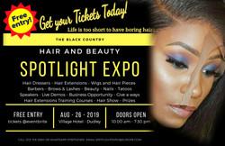 hair extensions at spotlightexpo