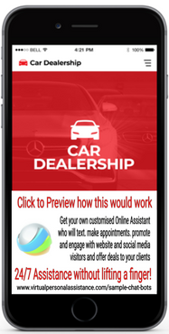 Car-Dealership-Chatbot-Sample