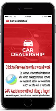 Car-Dealership-Chatbot-Sample