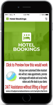 Hotel-Bookings-chatbot-sample