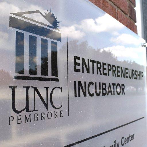 UNCP Entrepreneurship Incubator