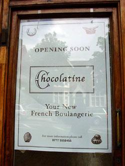 chocolatinedoor