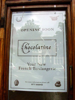 chocolatinedoor