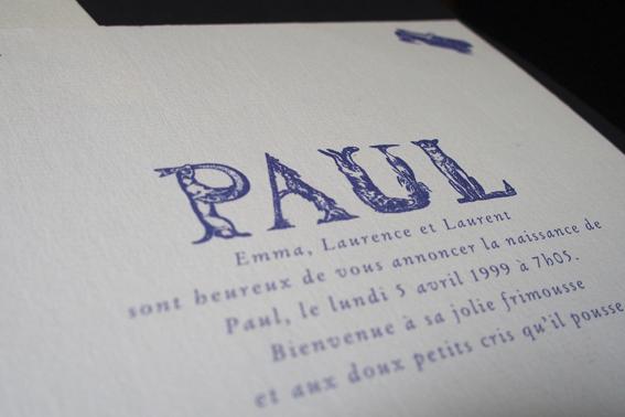 fairepart-Paul