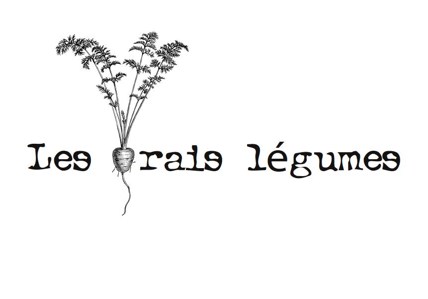 les vrais legumes, logo