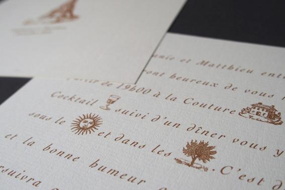 fairepart mariage texte